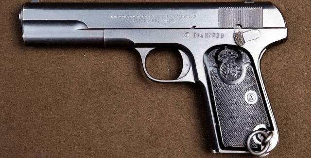 Пистолет Браунинг — история оружия