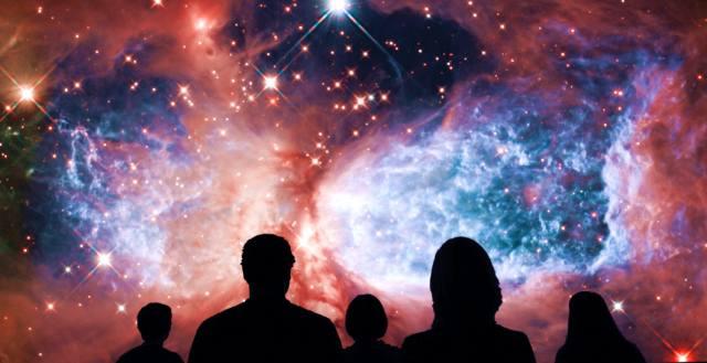 Вселенная — разумная и живая