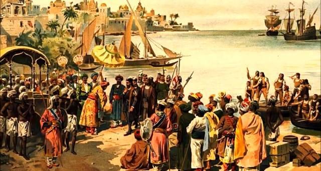 Что открыл Васко да Гама: Путь в Индию