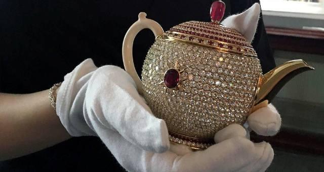 Заварочный чайник — самые дорогие экземпляры