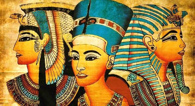 Красота в древности требует жертв…