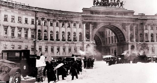Русский комитет: Партизаны блокадного Ленинграда