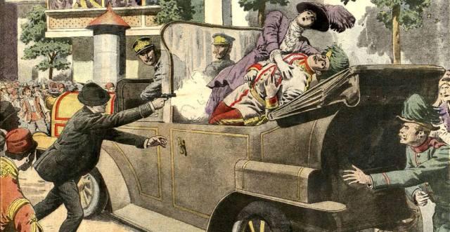 Гаврило Принцип: Как сербский националист убил наследника австрийского престола