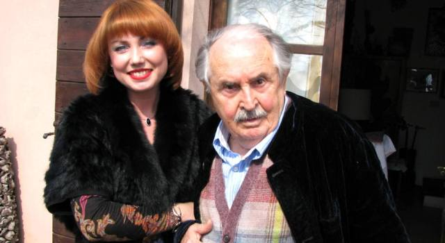 Тонино Гуэрра и Элеонора Яблочкина