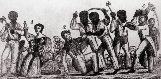 Восстание рабов в Нью-Йорке 1712 года