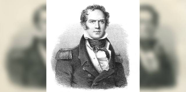 Хью Клаппертон который открыл в Африке озеро Чад