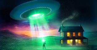 Фото: похищение людей НЛО, интересные факты