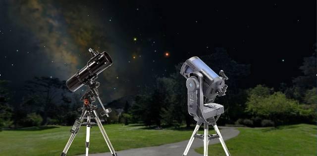 Астрофотография через телескоп: Звёздное искусство