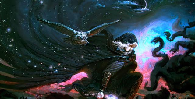Филин — птица магов и колдунов