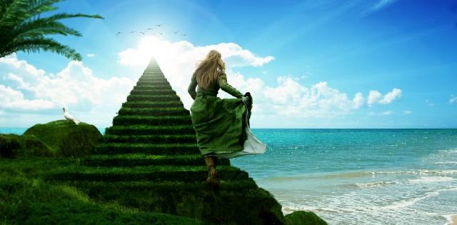 Медитативная практика Лестница к счастью