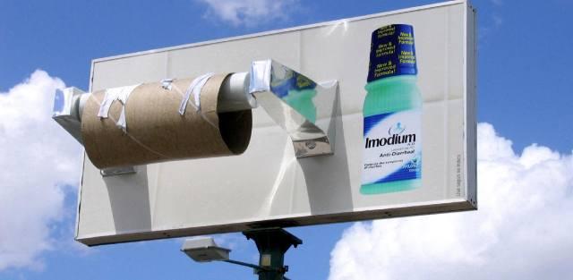Самая необычная реклама: Хитроумный бизнес