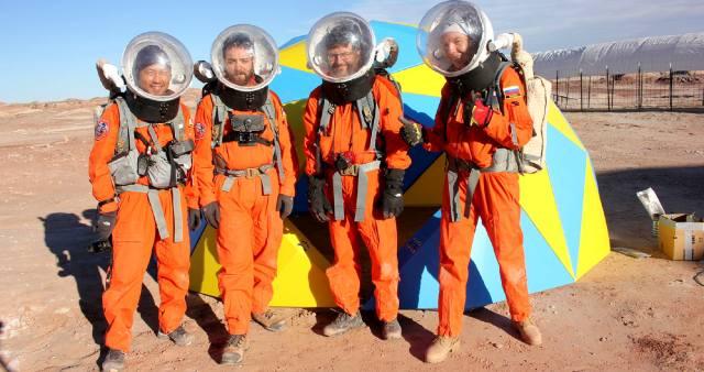 Кто полетит на Марс?