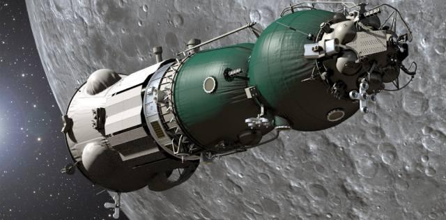 Союз 7К-ВИ: Военно-исследовательский корабль Звезда