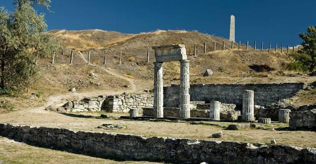 Античные города Северного Причерноморья