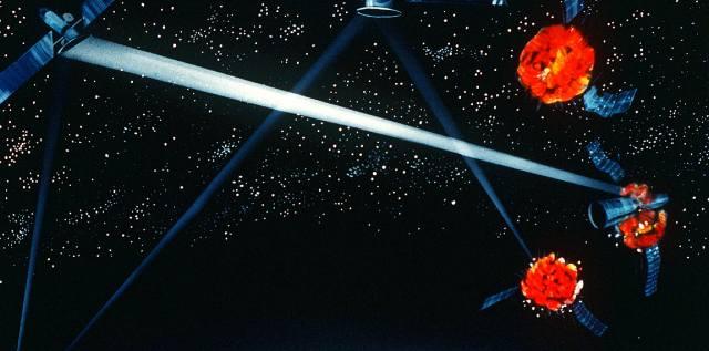 СОИ: «Звёздные войны» — военная космическая программа СССР
