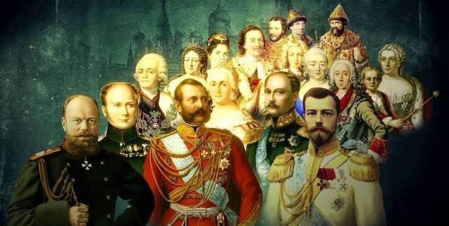 Романовы — история династии