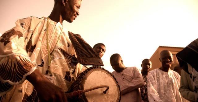 Народ йоруба — ритуал поклонения леопардам смерти