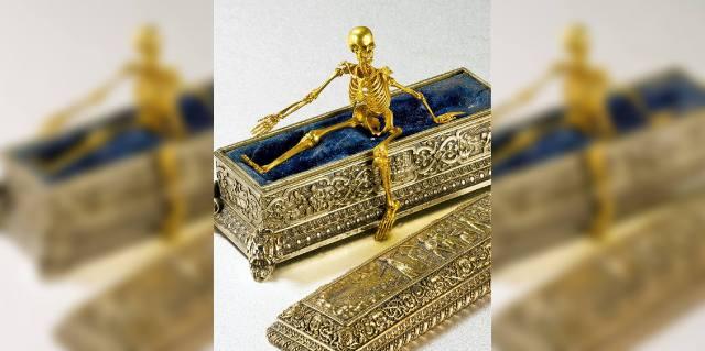 Городская легенда про золотой саркофаг Одессы