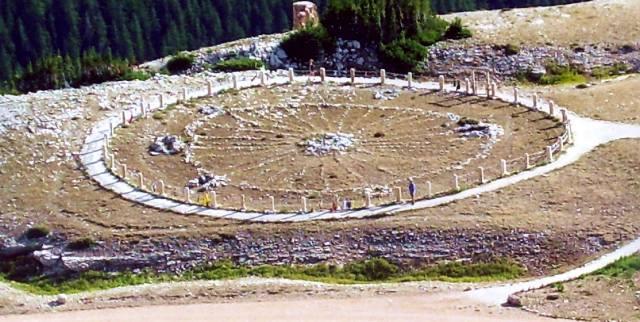 Загадочные сооружения Земли и палеоконтакты