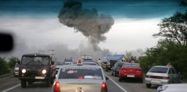 Чапаевск: Взрывы под Самарой