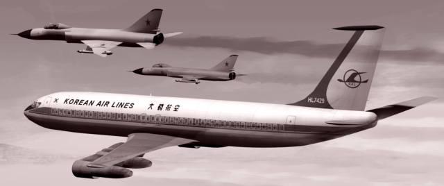 Катастрофа Boeing 747 над Сахалином — провокация США