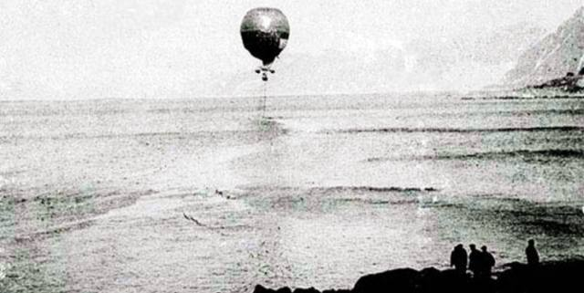 Арктическая экспедиция Саломона Андре