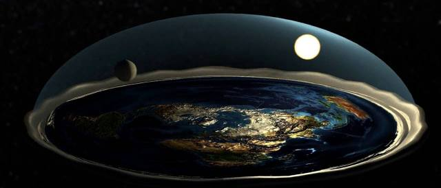 Плоская Земля — как возникло это лжеучение?