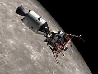 Фото: Аполлон-11 — полёт на Луну, интересные факты