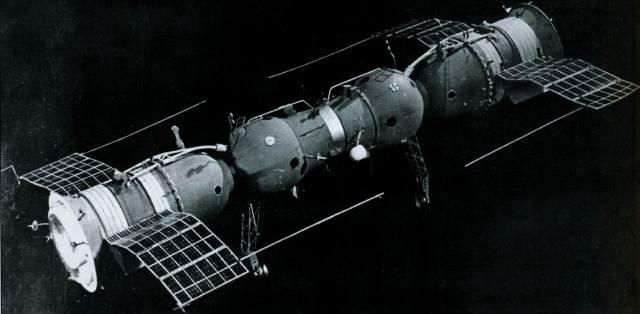 Космический корабль Союз — первые аварии