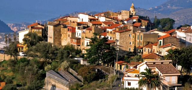 Себорга — княжество Италии на карте