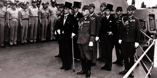 Капитуляция Японии: Второй День Победы
