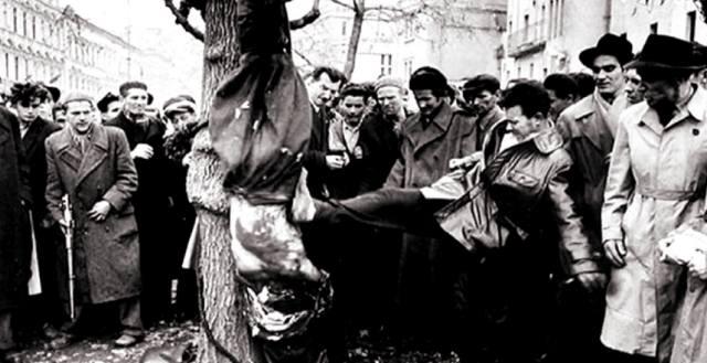 Венгерский мятеж: Кровавое восстание фашистов
