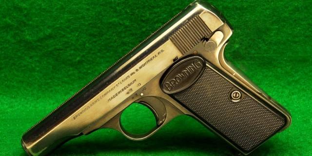 Роковые пистолеты мировой истории