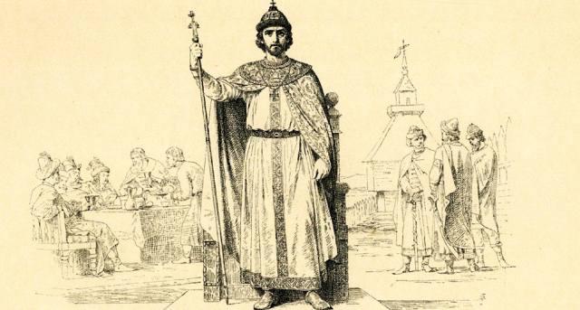 Великий князь Семён Иванович Гордый