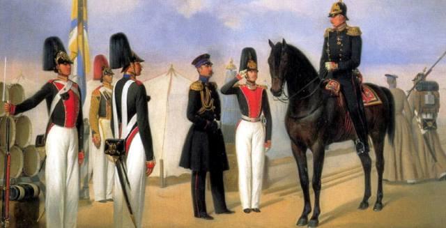 Восстание Семёновского полка 1820 года