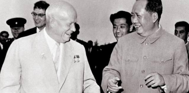 Хрущёв и Мао Цзедун: Почему произошёл конфликт СССР и КНР?
