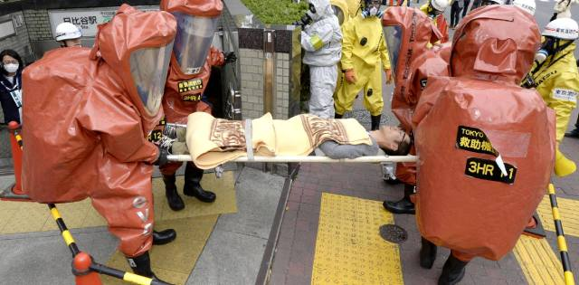 Аум Синрикё: Террористический акт в токийском метро