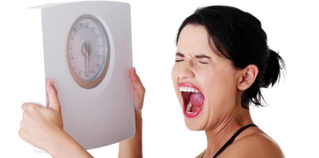 Диета: Почему вес стоит на месте?