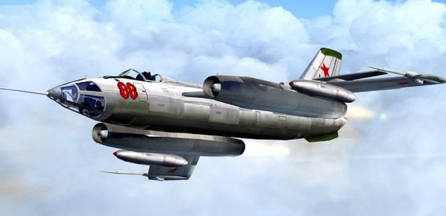Авария Як-28 над Западным Берлином