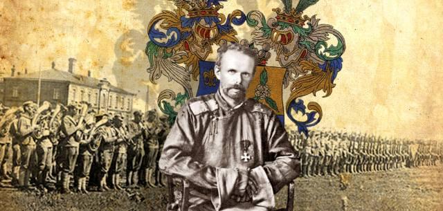 Барон Роман Фёдорович Унгерн фон Штернберг