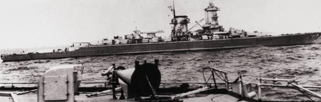 Рейд Адмирала Шеера на Диксон в Карское море