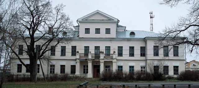 Призрак дворца Голицына
