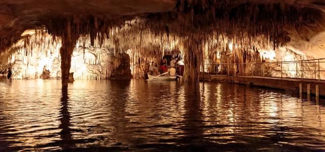 Пещеры и лабиринты острова Майорка