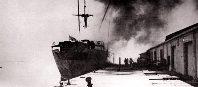 Взрывы в порту Бомбея и в Техас-Сити
