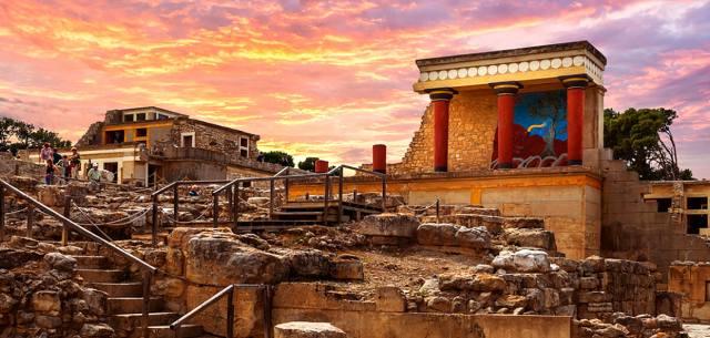 Остров Крит — достопримечательности и история