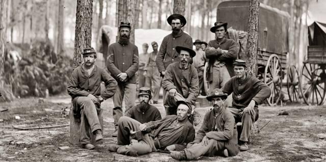 Гражданская война в США: За что воевали солдаты Линкольна?