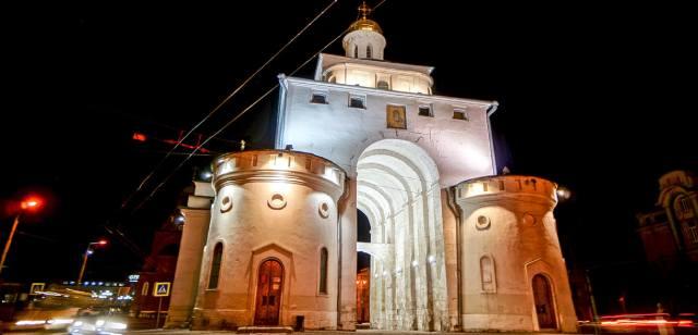 Куда исчезли Золотые ворота во Владимире?