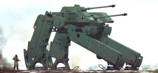 Почему чудо-оружие не спасло Германию от поражении?