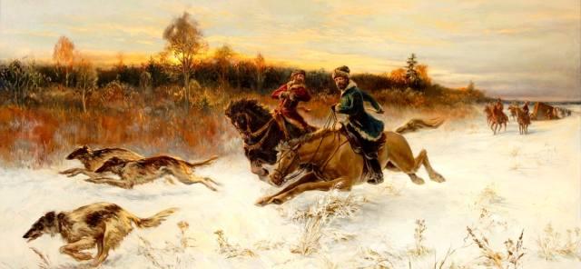Ловчий на охоте — кто это?