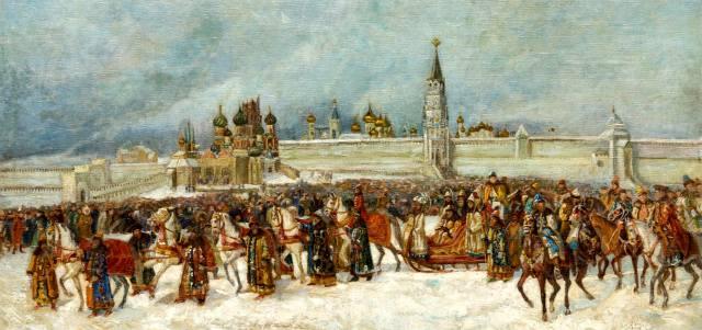 Санкции для Ивана Грозного